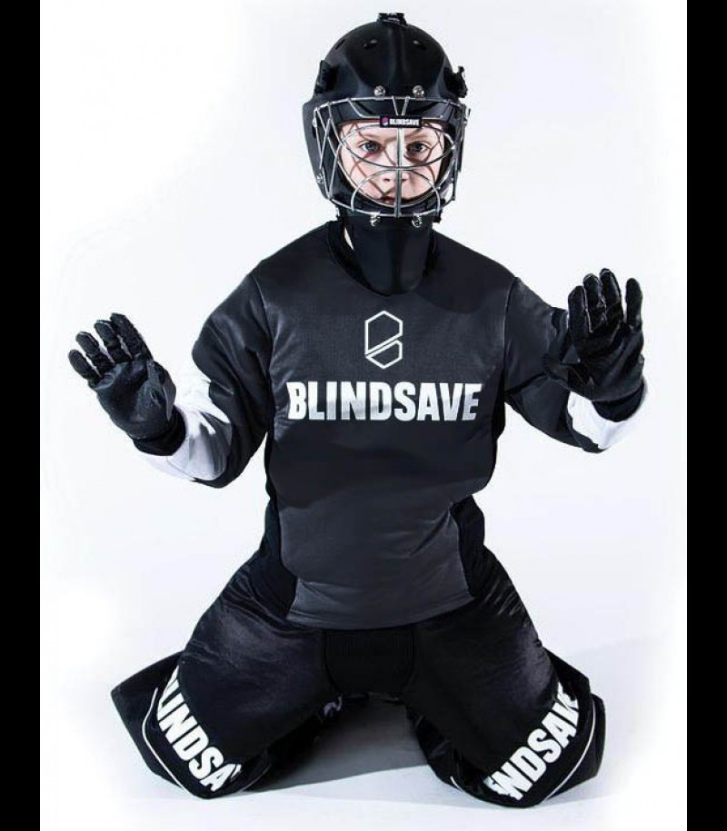 Blindsave Goalieset Junior mit Padding