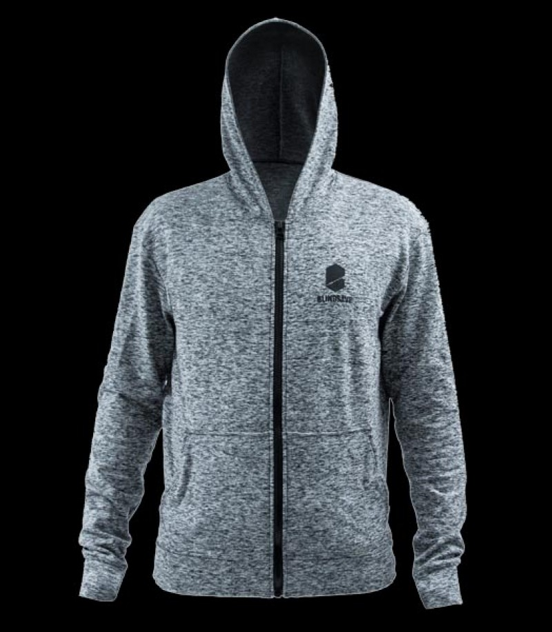 Blindsave Hoody grey