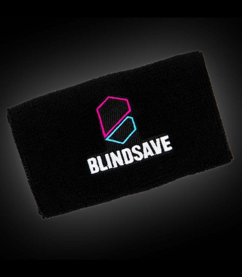 Blindsave Wristband Rebound Control black