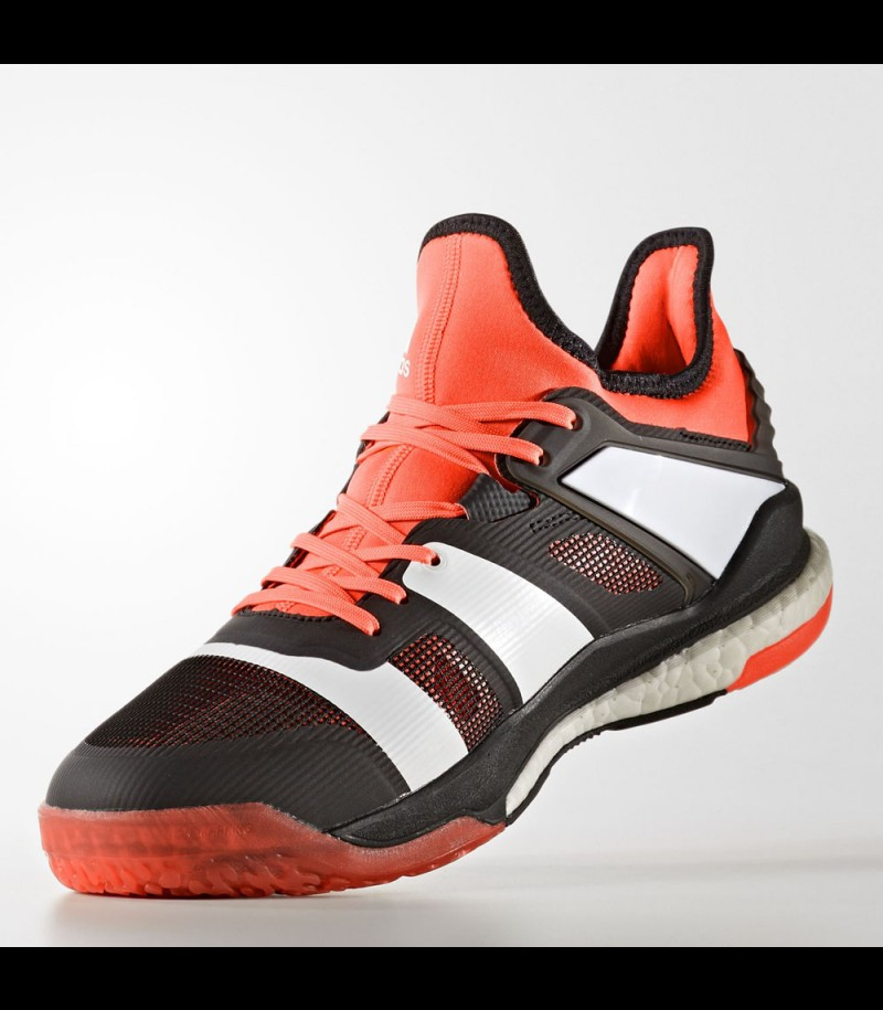 Adidas Stabil X Men solar red/white/black