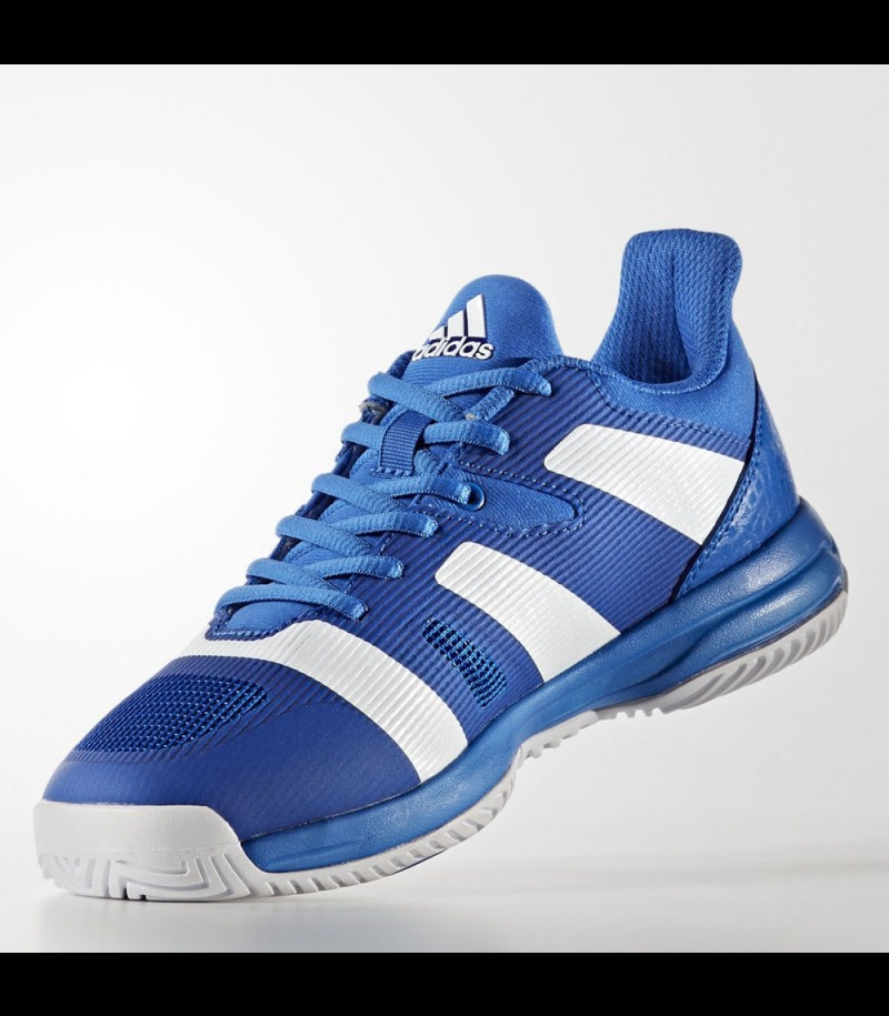 Adidas Stabil X Junior blue/white