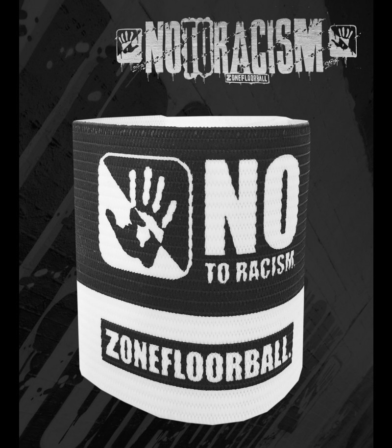 Zone Captainbinde NO TO RACISM