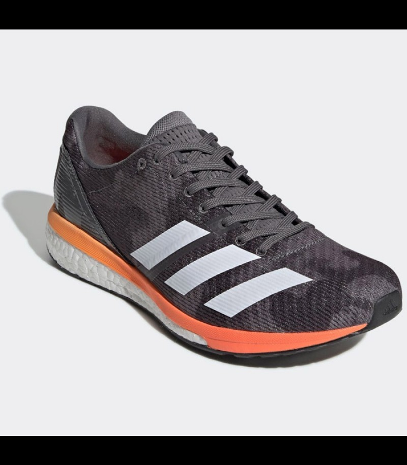 Adidas adizero Boston 8 grey/orange