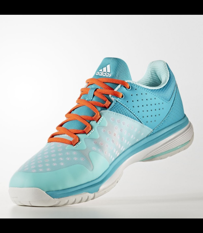 Adidas Court Stabil Men aqua/white