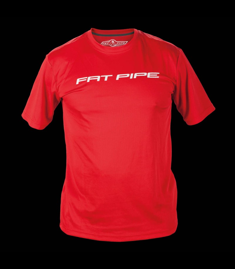 Fatpipe T-Shirt Dalf red