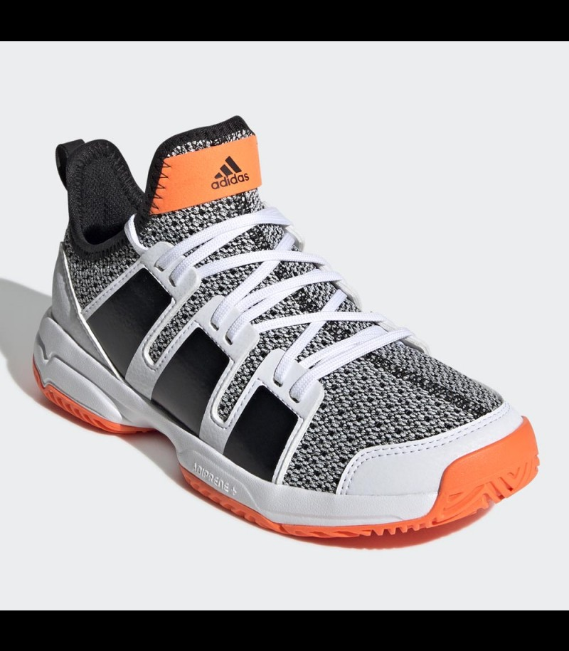 Adidas Stabil Junior white/orange