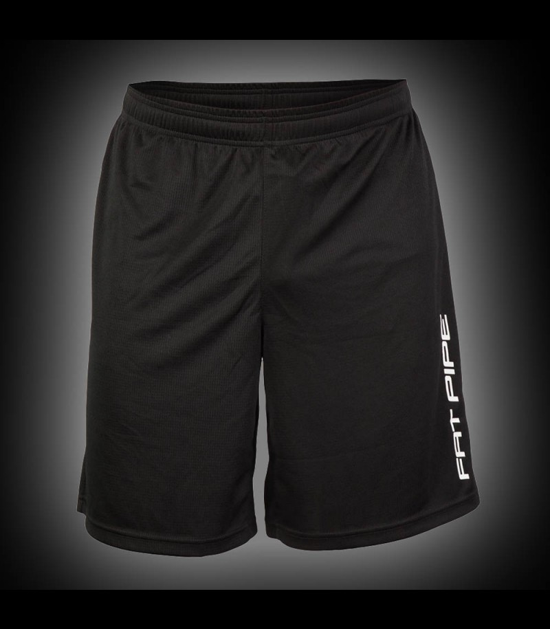 Fatpipe Training Shorts Hans black