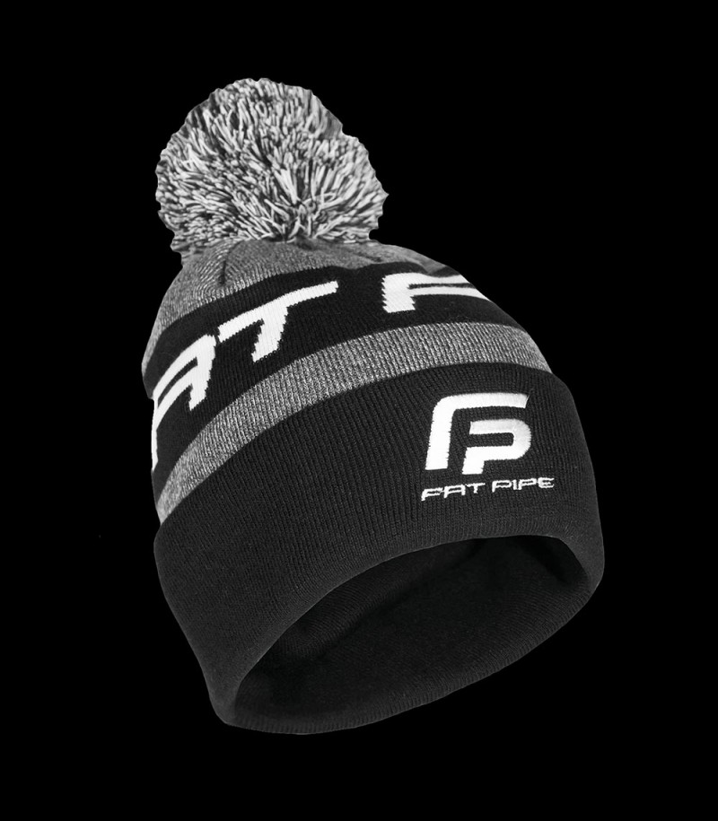 Fatpipe Rigel Beanie black/grey
