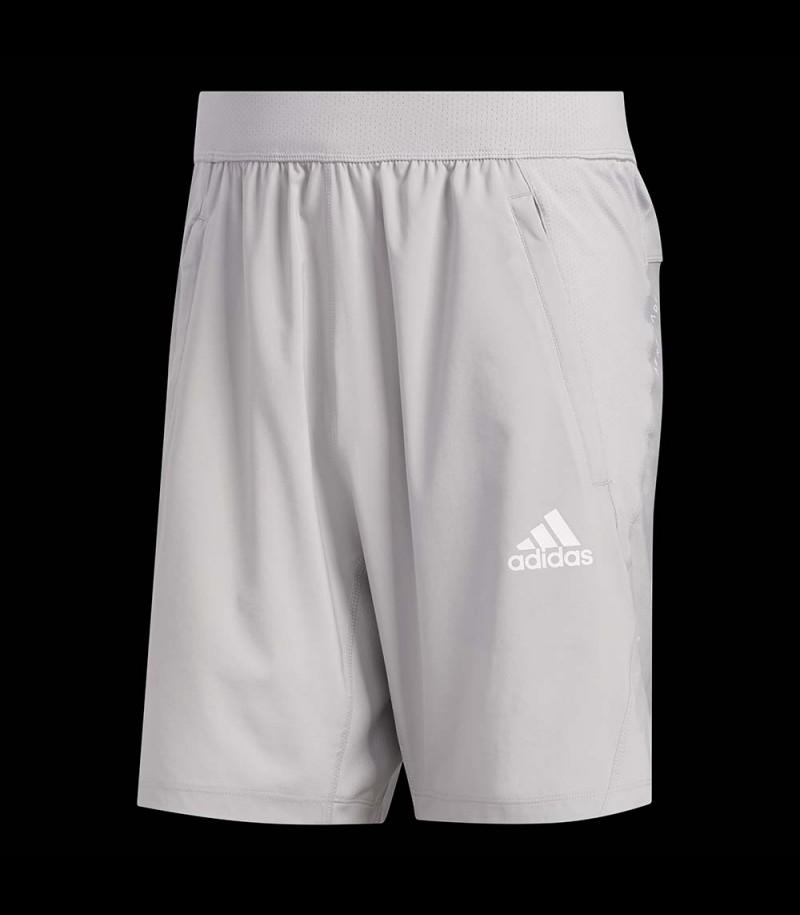 adidas Aeroready Short grey