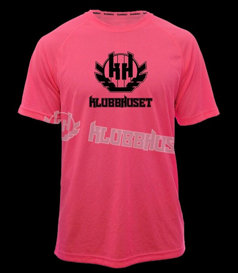 Klubbhuset T-Shirt Orlando pink
