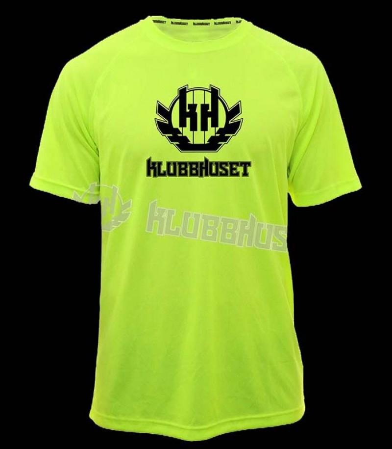 Klubbhuset T-Shirt Orlando neon yellow