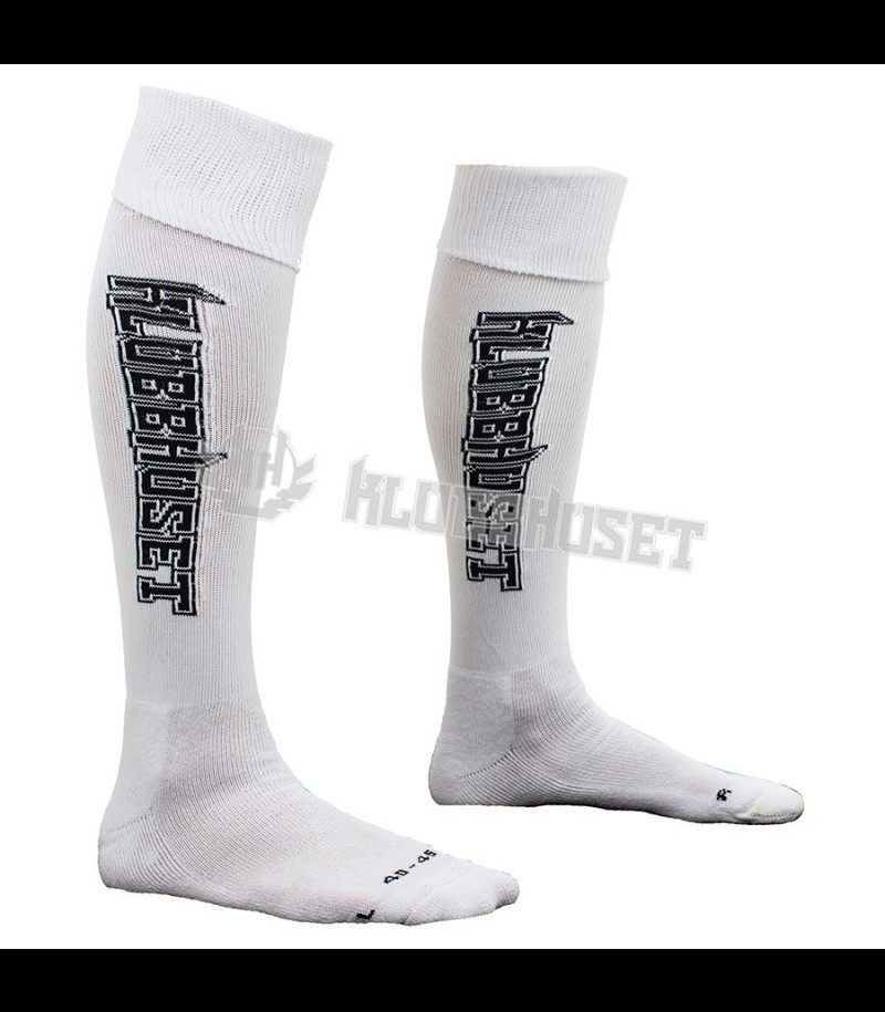 Klubbhuset Sock white