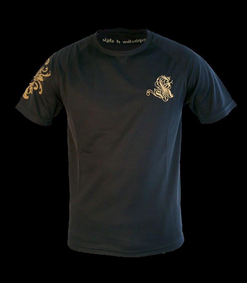 Louis XIV T-Shirt Training anthracite