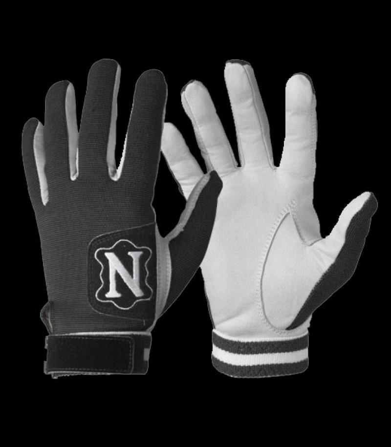 Neumann Goaliehandschuhe schwarz