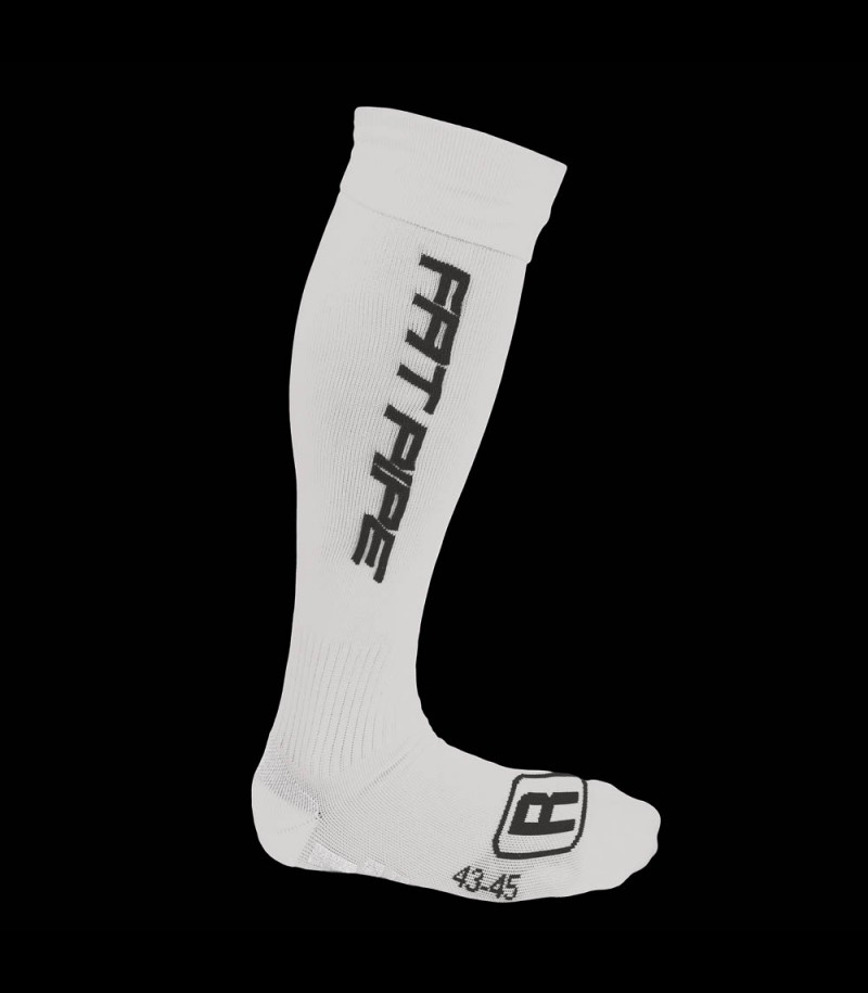 Fatpipe Players Socks white