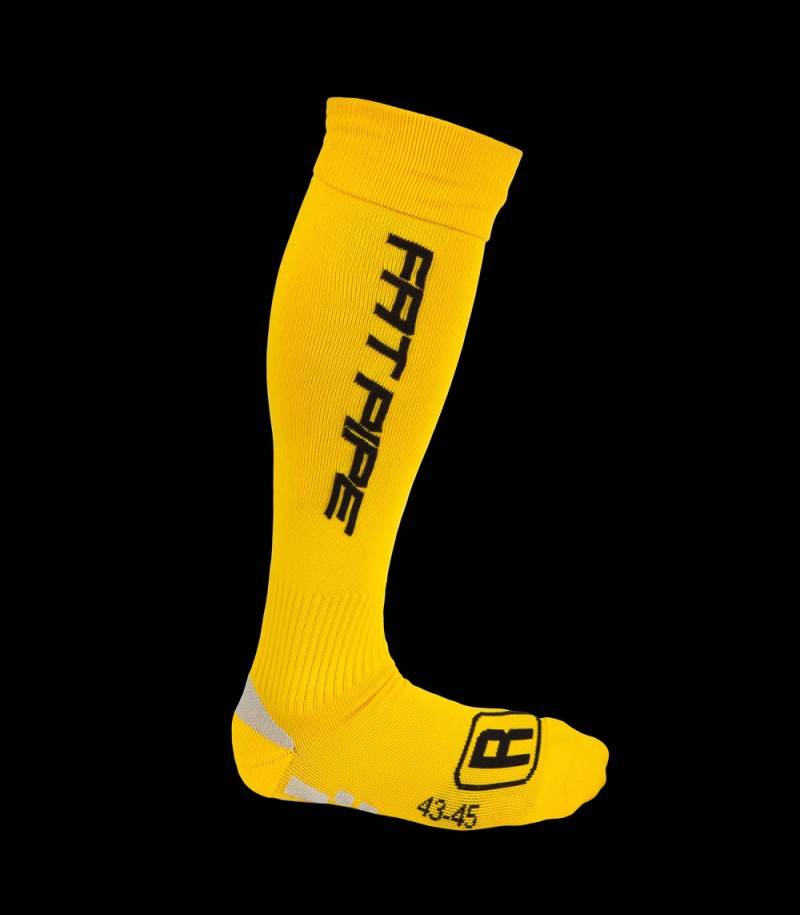 Fatpipe Players Socks yellow