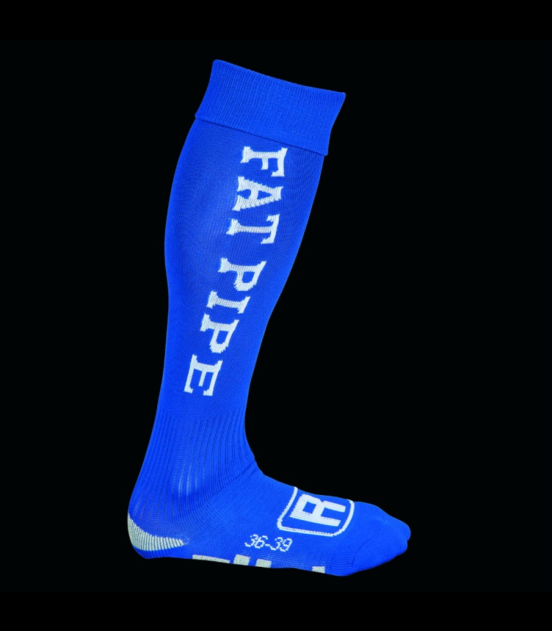 Fatpipe Players Socks blue
