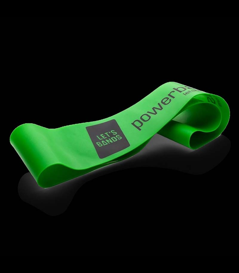 Powerband Mini green (medium)