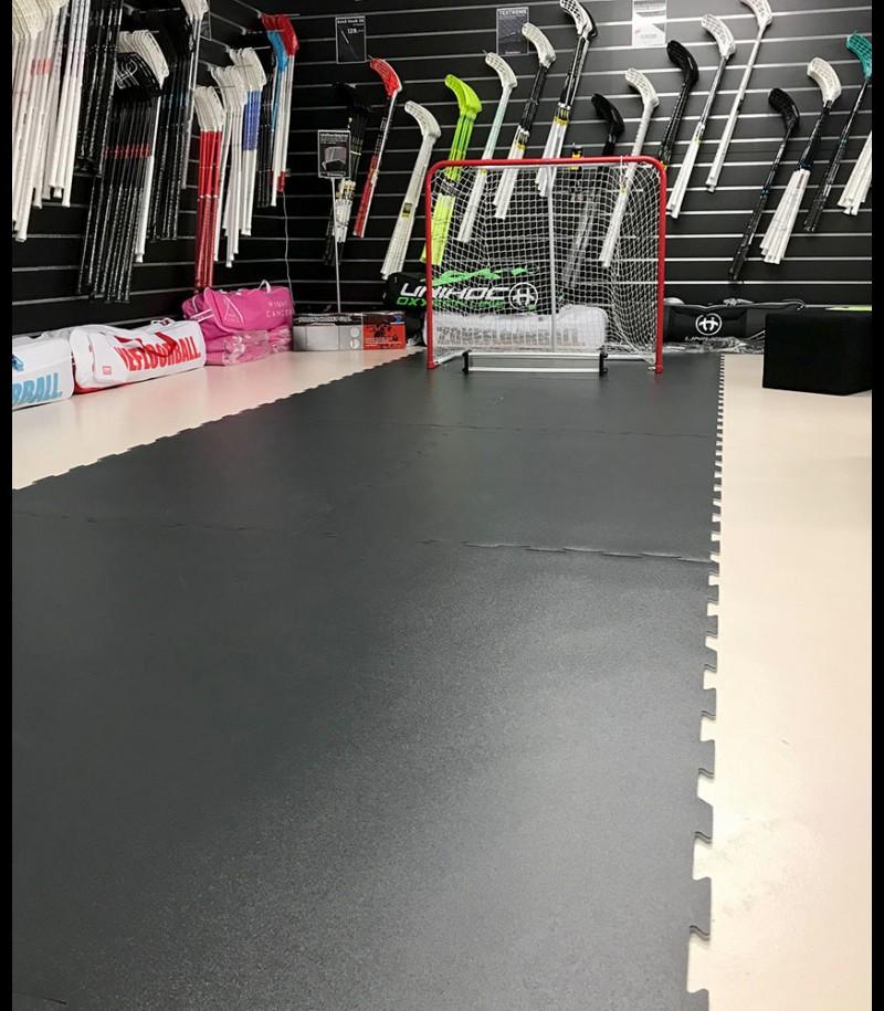 SUPERFLOOR Shooting Floor gray (1,5 x 1m)