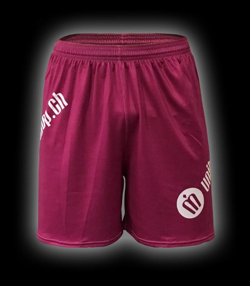 unihockeyshop.ch Shorts fuchsia / white
