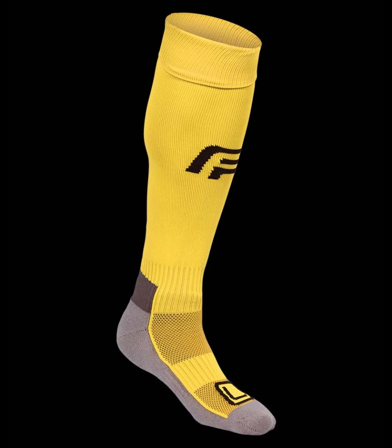 Fatpipe Werner Players Socks yellow