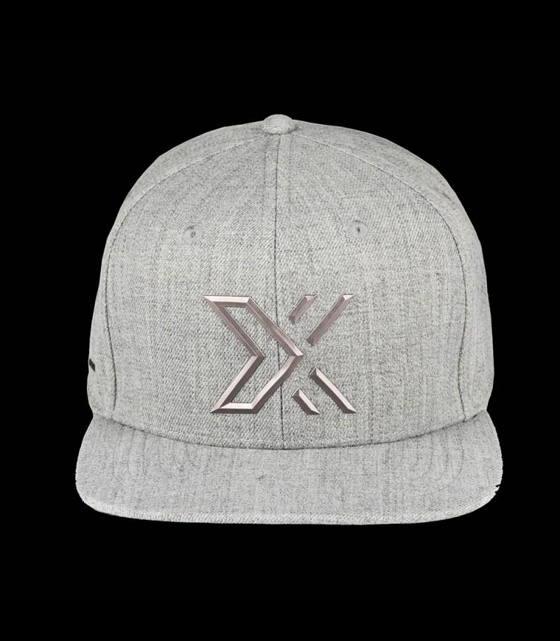 Oxdog X Flat Cap grey