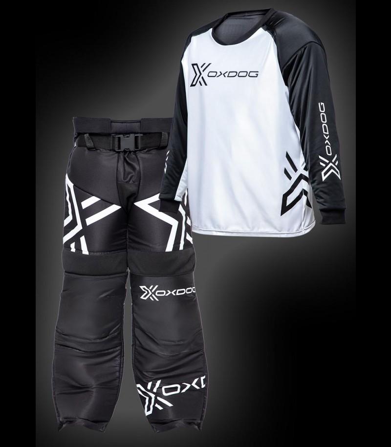 OXDOG Goalieset XGuard Junior black/white