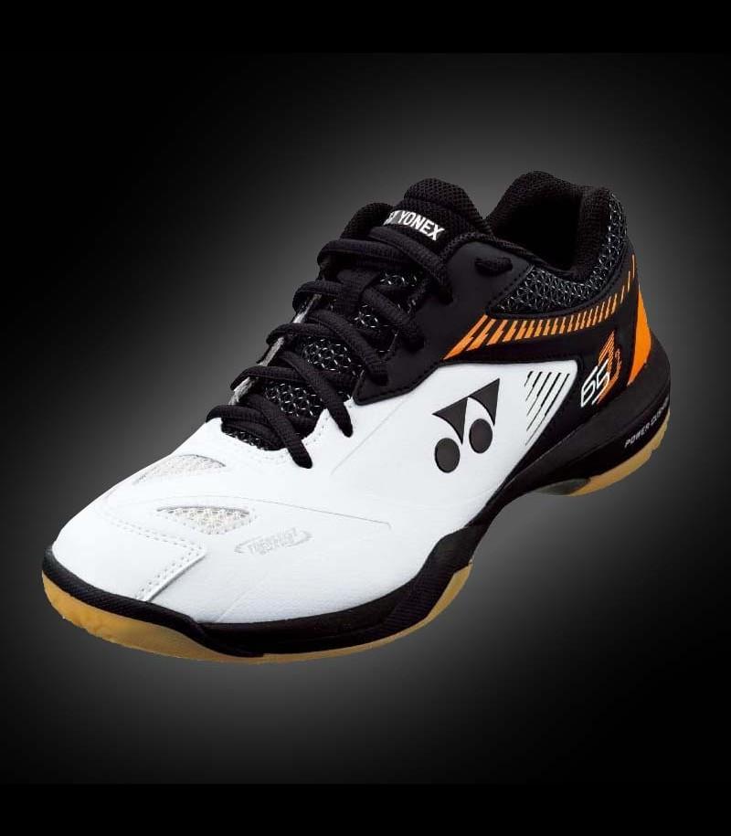 Yonex SHB-65 white/orange