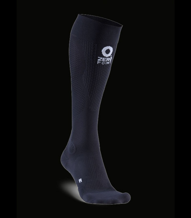 Zero Point Intense Compression Socks Men black