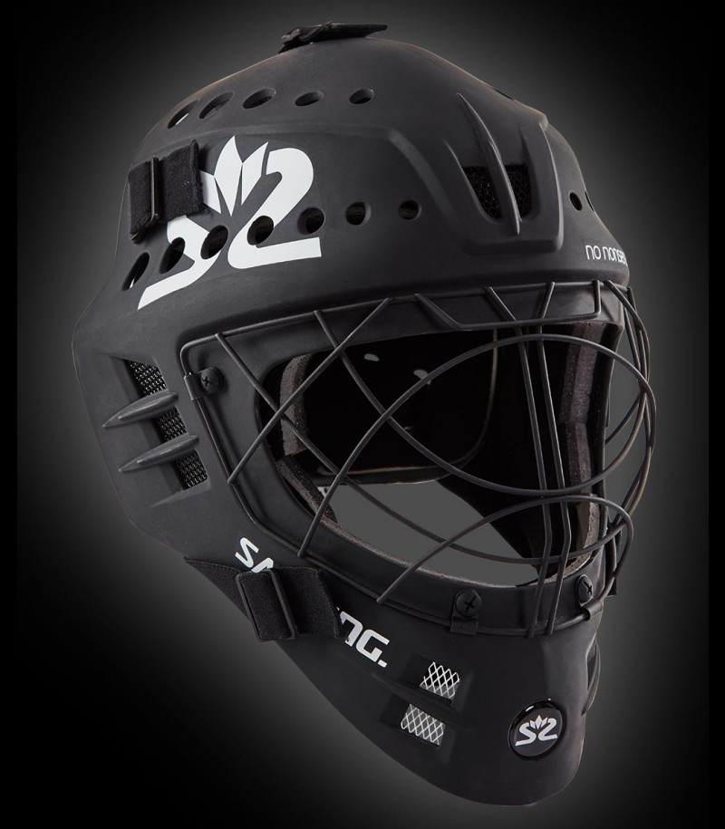 Salming Goaliemaske Phoenix Elite black