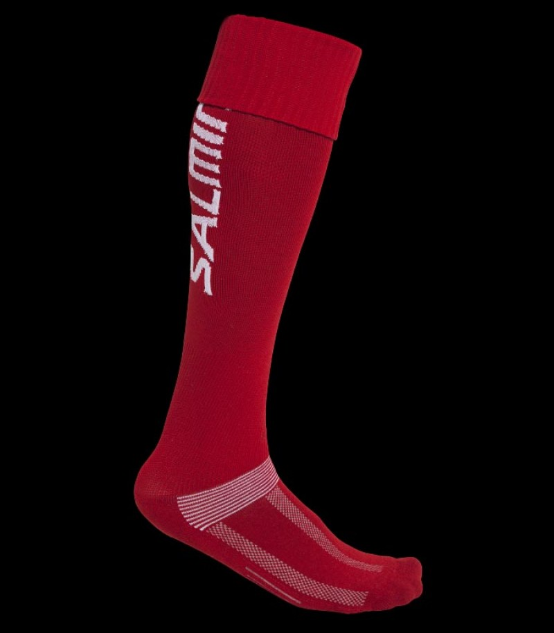 Salming Teamsocks long red