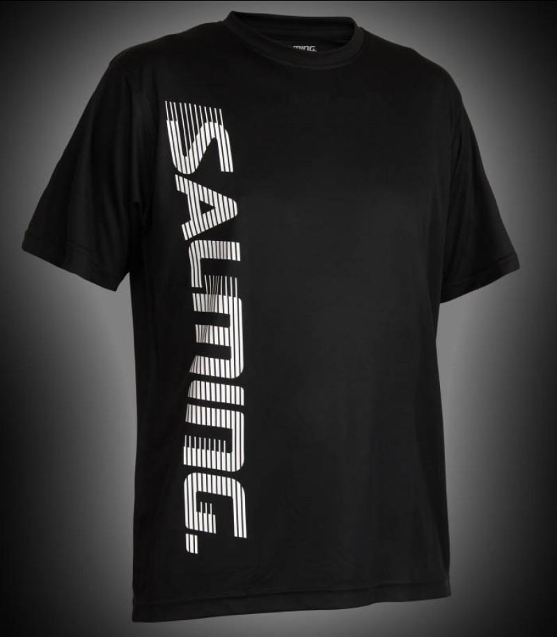 Salming Training Tee Senior black