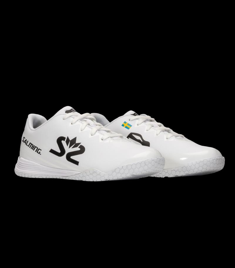 Salming Viper Kid white