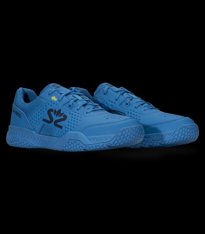 Salming Hawk Court Men blue