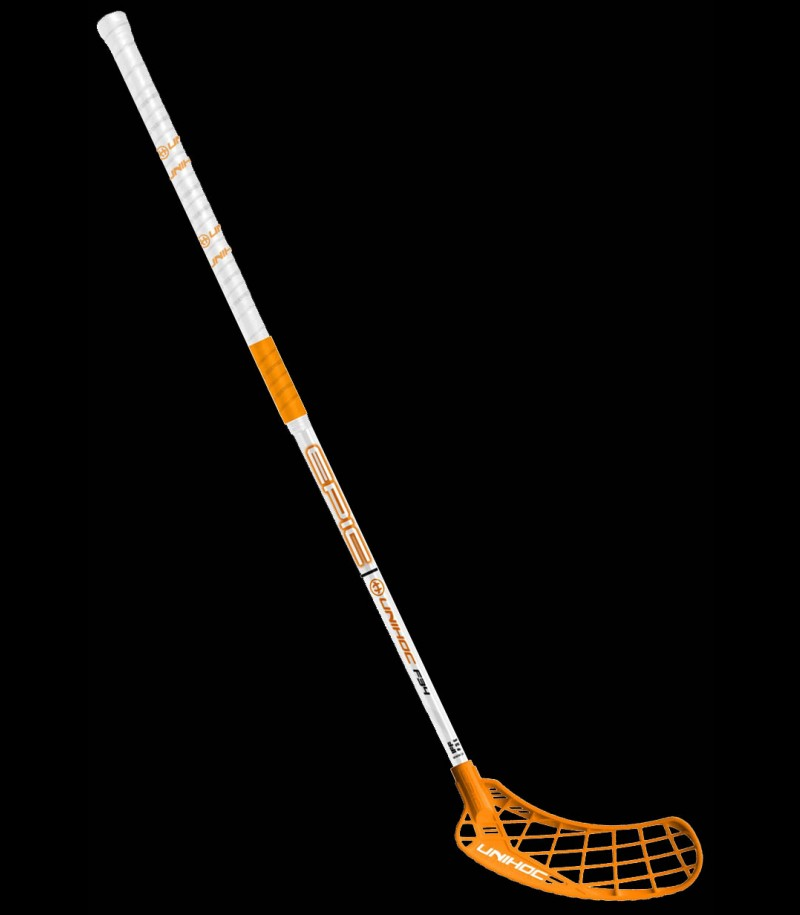 unihoc EPIC 34 white/orange