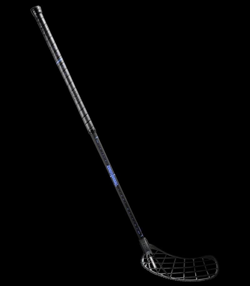 Zone HARDER Air Light F31 black/aqua blue