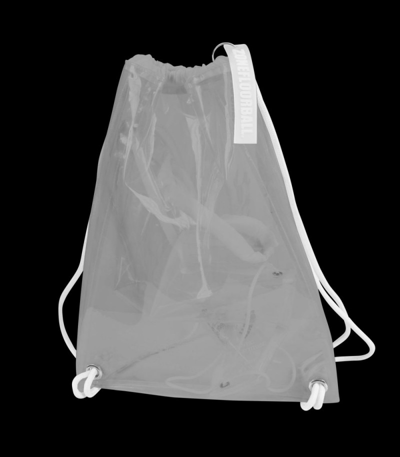 Zone Gym Bag SEETHROUGH transparent