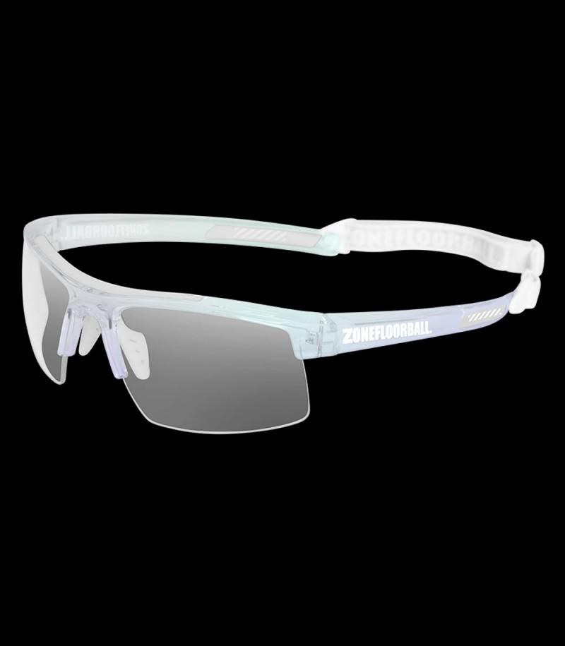 Zone Sportbrille Protector Junior seethrough/holographic