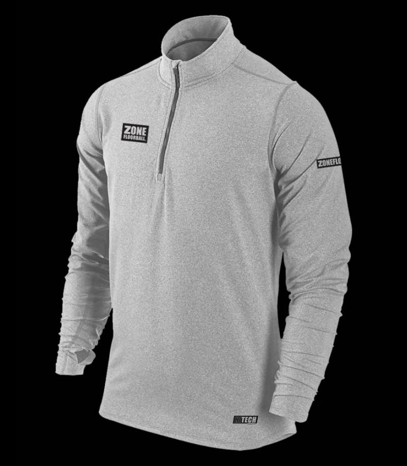 Zone Longsleeve Shirt Hitech grey