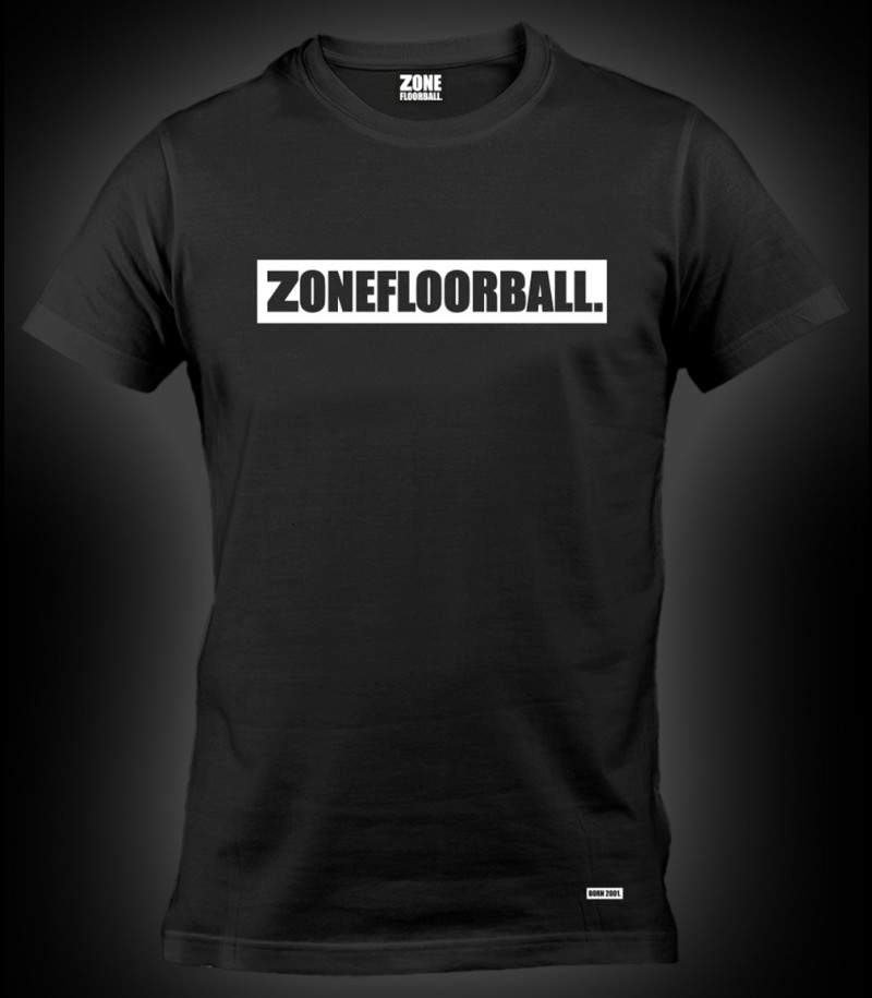 Zone T-Shirt Personal black