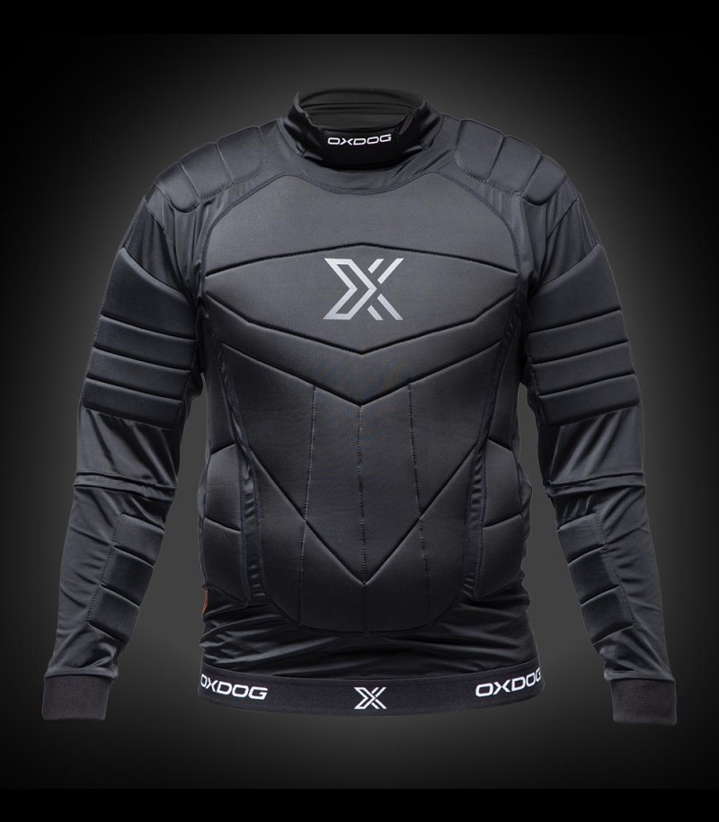 OXDOG Goalieweste XGuard Protection black