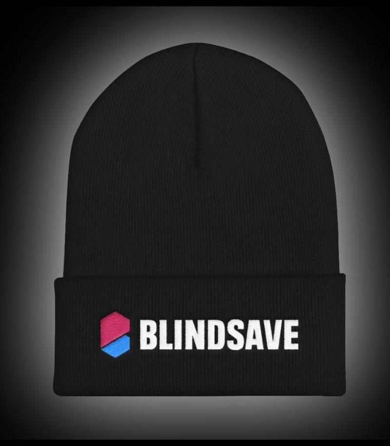 Blindsave Beanie black