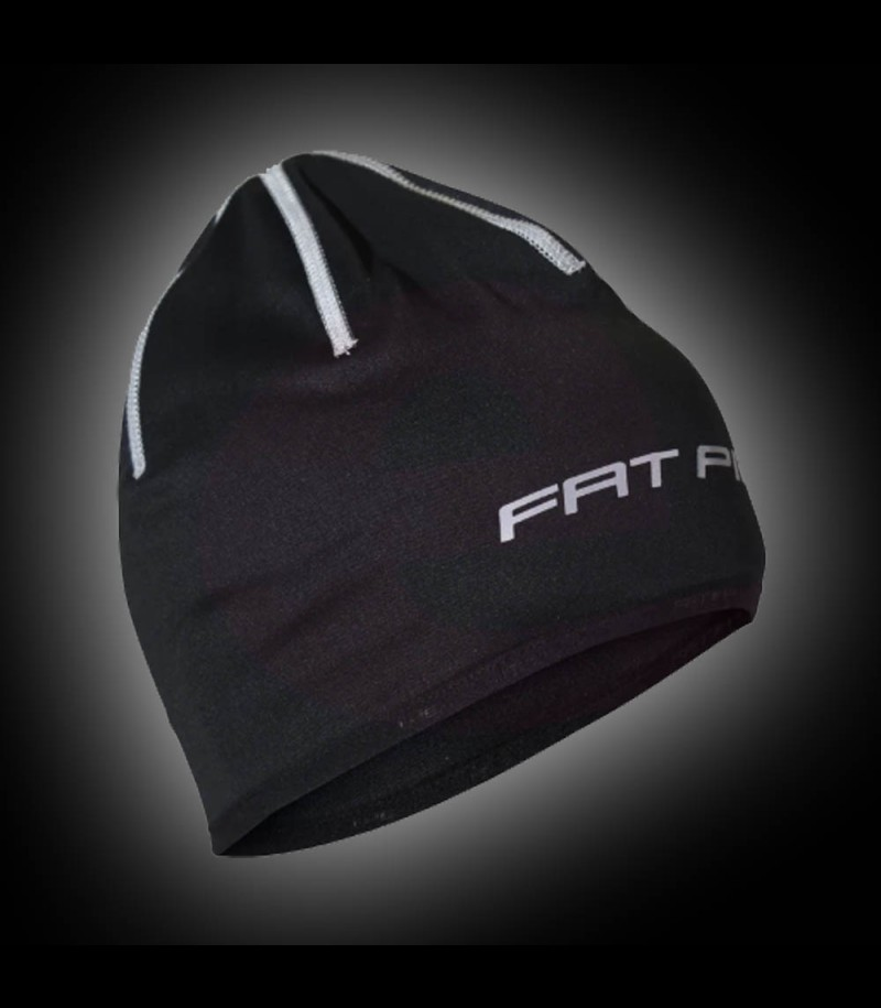 Fatpipe Beanie Run black