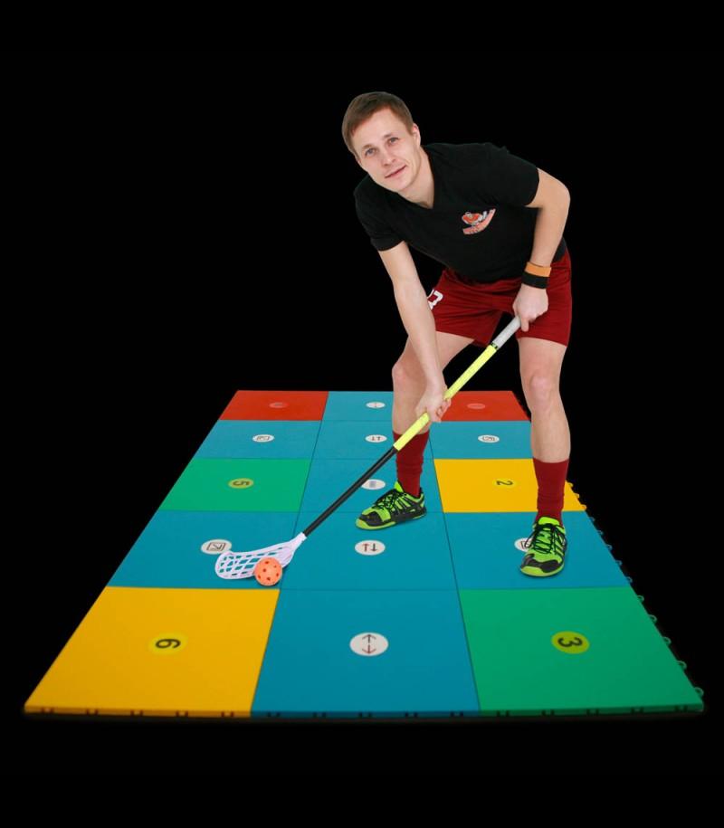 My Floorball Skills Zone
