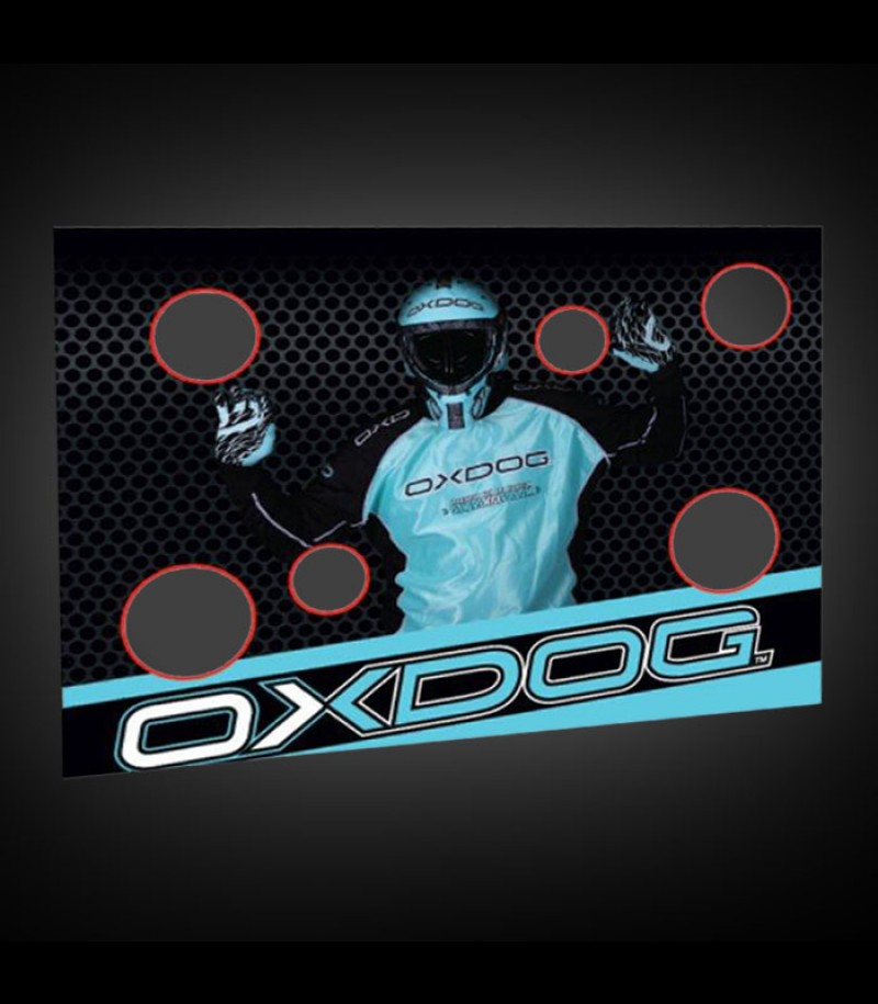 Oxdog Torwand Blocker Goal Buster