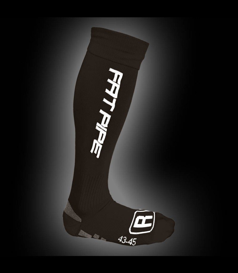 Fatpipe Players Socks black