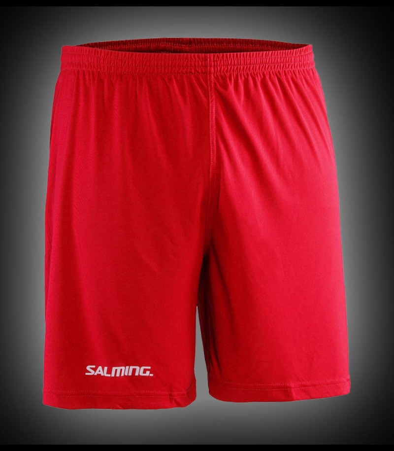 Salming Core Shorts Junior red