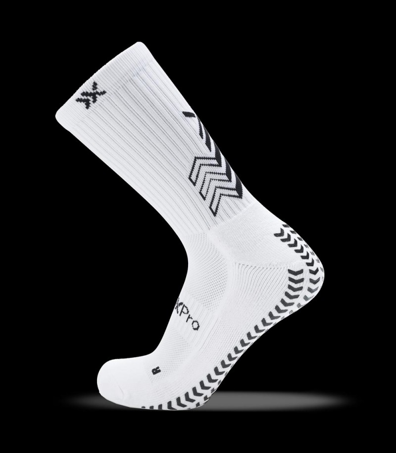 SOXPro Training Socks white