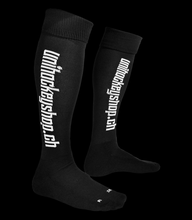 unihockeyshop.ch Player Socks black