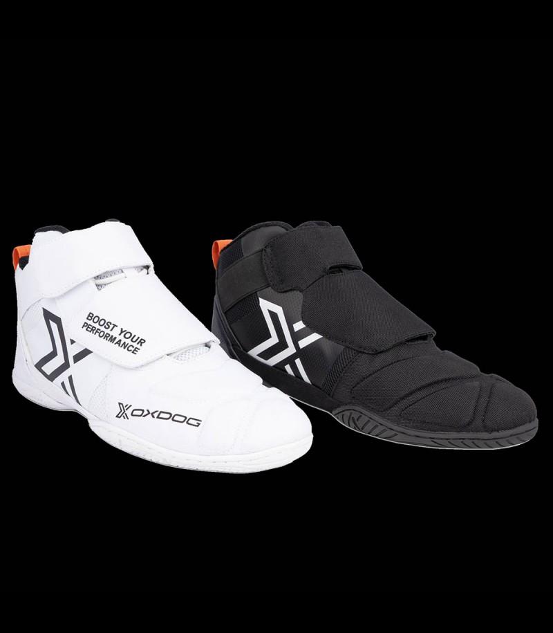 OXDOG Goalieschuh Lightflex black-white